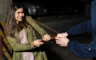 The 3 A's of Self Defense for Moms and Kids